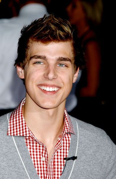 Cody Linley....because this crush never really ended. He's definitely on my list of hottest guys