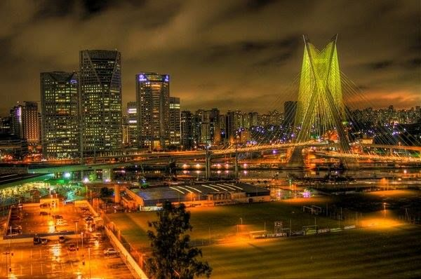 The city of São Paulo in all its glory www.discoveringsaopaulo.com