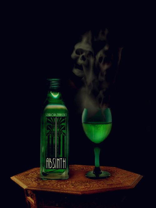Here's another #absinthe #packaging beauty PD @Chris Garvey