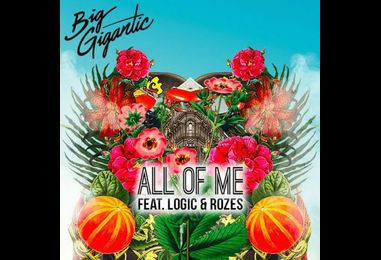 "Big Gigantic Share ""All Of Me,"" With Logic, Rozes, 'Brighter Future' Album Tour Dates"
