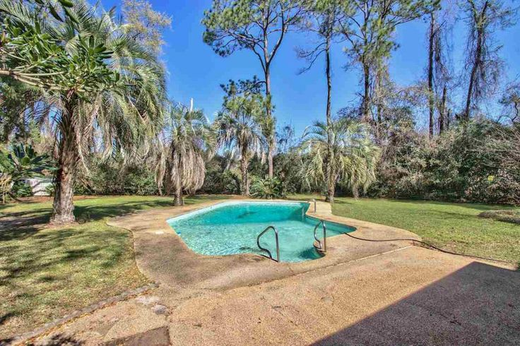 124 best swimming pool homes in tallahassee florida images - Best way to finance a swimming pool ...