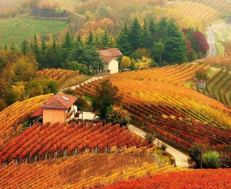 how to say autumn in italian