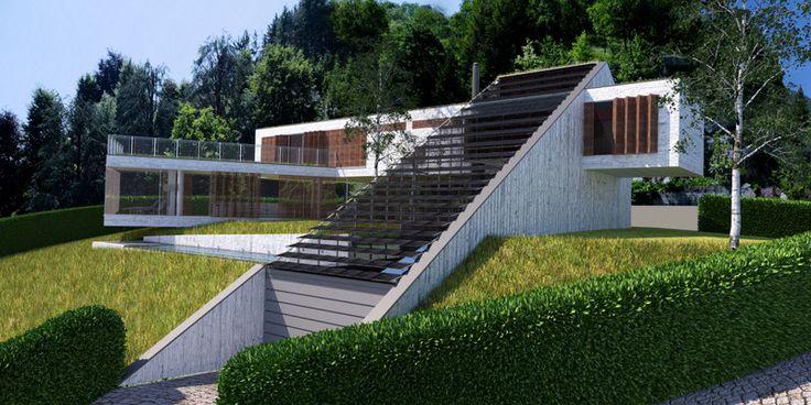 Cernobbio - New Design Villa