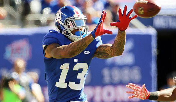 WR Odell Beckham Jr. has been named to the 2016 Pro Bowl, while KR Dwayne  Harris and PK Josh Brown are alternates