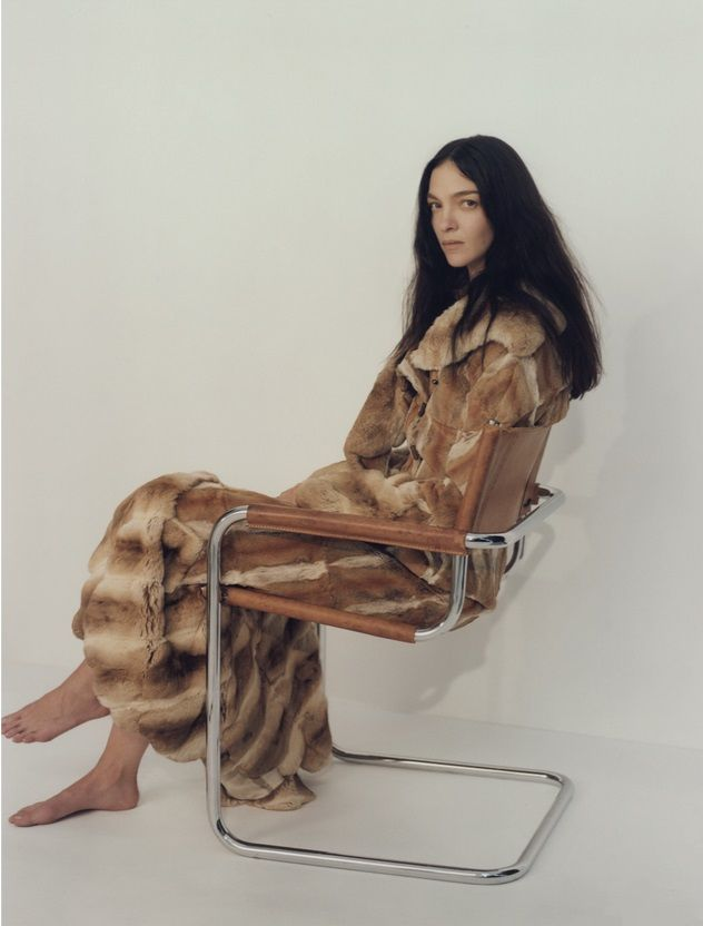 serum114:  Mariacarla Boscono in Mariacarla / Fendi 50:The Lagerfeld Archive  Sean and Seng for POP A/W 2015