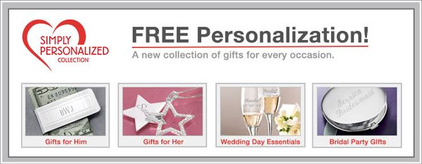 """Be engraved or personalized with your special message for any gift-giving occasion. Think Things Remembered for personalized gifts they'll remember forever!""""; http://influencie.com/things-remembered-website/"""