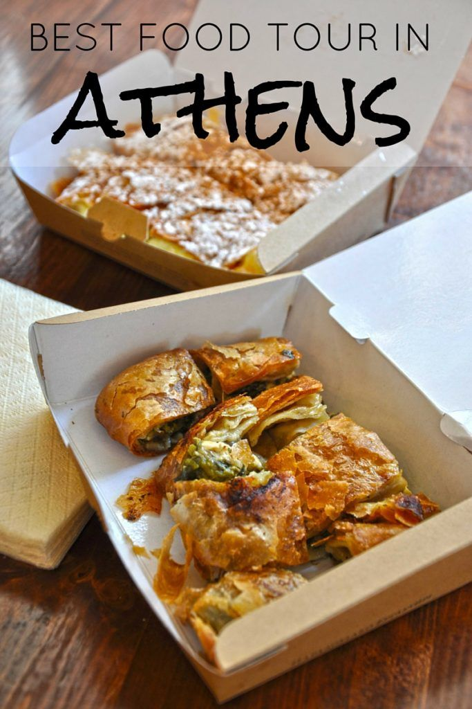 The Best Food Tour In Athens http://www.lindagoeseast.com/2016/07/26/best-food-tour-in-athens/