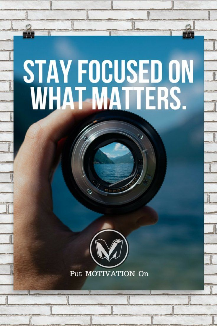 Stay Focused Quotes The 25 Best Stay Focused Ideas On Pinterest  Stay Focused Quotes