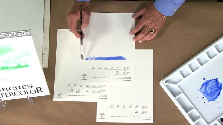 Arches Watercolor Paper  See why Arches is one of the world's leading watercolor papers. This video provides the viewer an understanding of the papermaking process and what makes Arches special in addition to its long history.