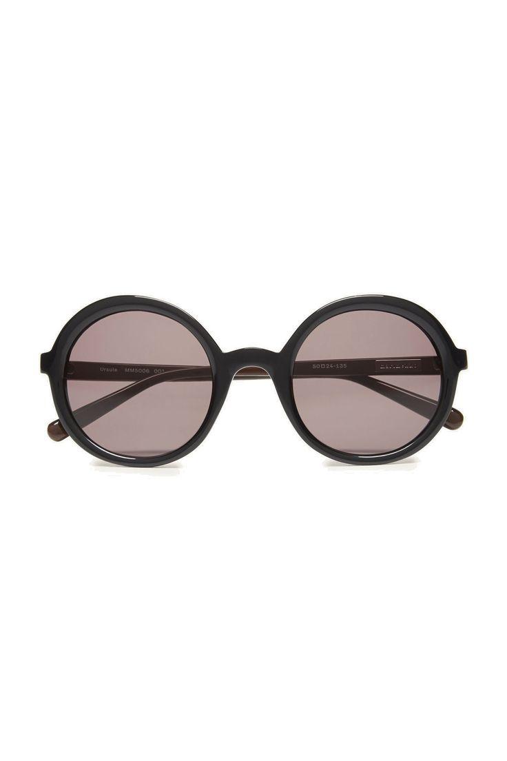 Marimekko Ursula Sunglasses Black