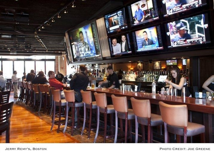 6 Sports Bar Interior Design Sports Bar Ideas Sportswatch Bar And Grill Designed By Admg In