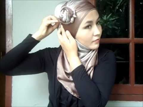 Hijab Tutorial #10 (For formal occasions)