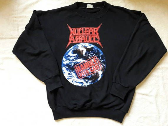 Check out this item in my Etsy shop https://www.etsy.com/ie/listing/526226277/vintage-1989-nuclear-assault-tour