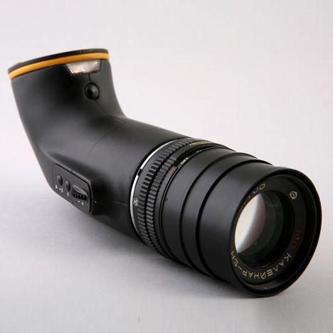 Periscope Cameras, Cameras Concept, Dslr Cameras, Concept Design, Digital Slr Cameras, Lens Reflexive, Reflexive Cameras, Digital Cameras, Yaniv Berg