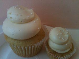 Tu-Lu's Gluten-Free Bakery  Tu-Lu's Vanilla Cupcake with Vanilla Buttercream (credit: Tu-Lu's) 338 East 11th St. New York, NY 10003 (212) 777-2227 tu-lusbakery.com
