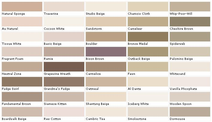 Frazee Exterior Paint Color Chart Pictures To Pin On Pinterest Pinsdaddy