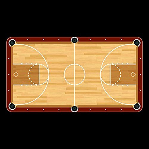 Basketball Print Billiard Cloth 7ft Pool Table Felt Unique Textile Printing http://www.amazon.com/dp/B00N55ZCL4/ref=cm_sw_r_pi_dp_op0.ub068QC4N
