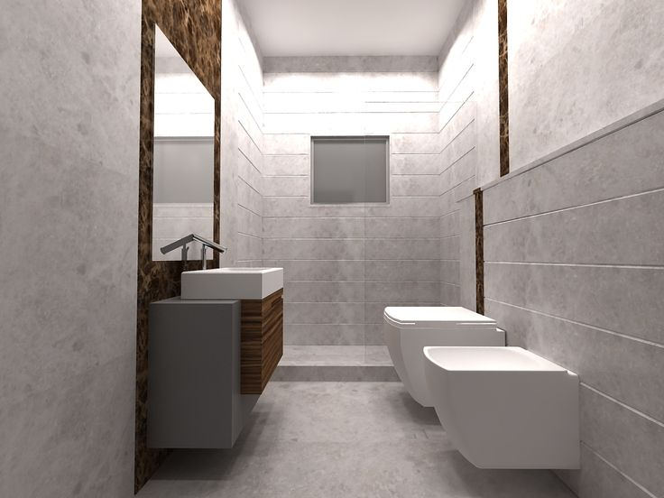 Bathroom Toilets Wc Marble Cladding Interior