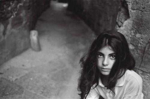 Letizia Battaglia - Via Calderai 1991 Palermo | Palermo after Dark