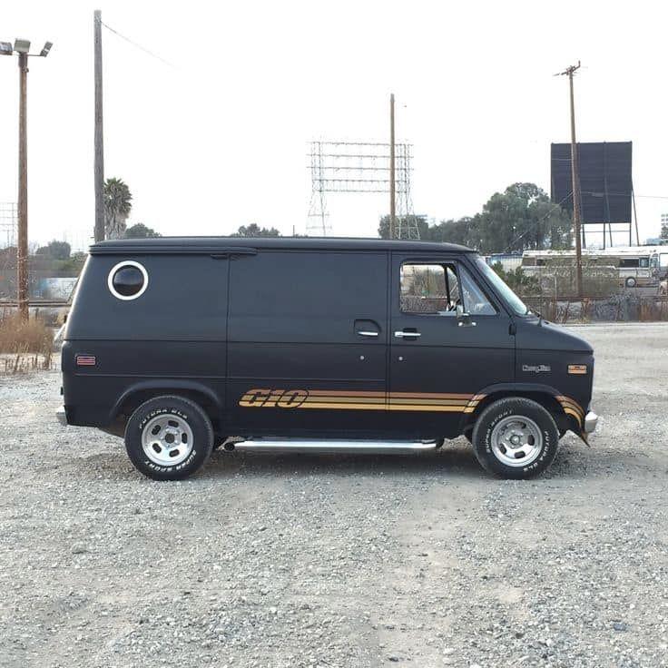 6 Vans 1971 1979 Only Vintage Vans Gmc Vans Chevy Van
