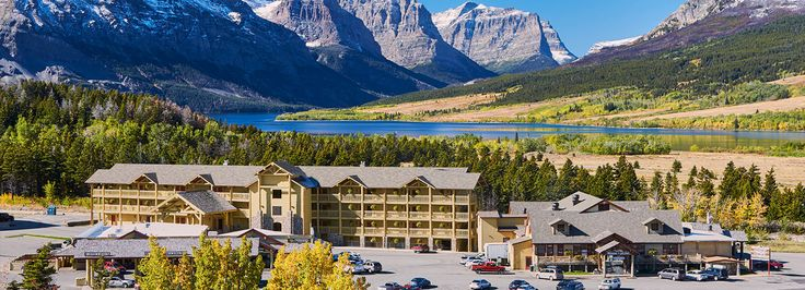 Best 25 glacier national park lodging ideas on pinterest for St mary lodge and cabins