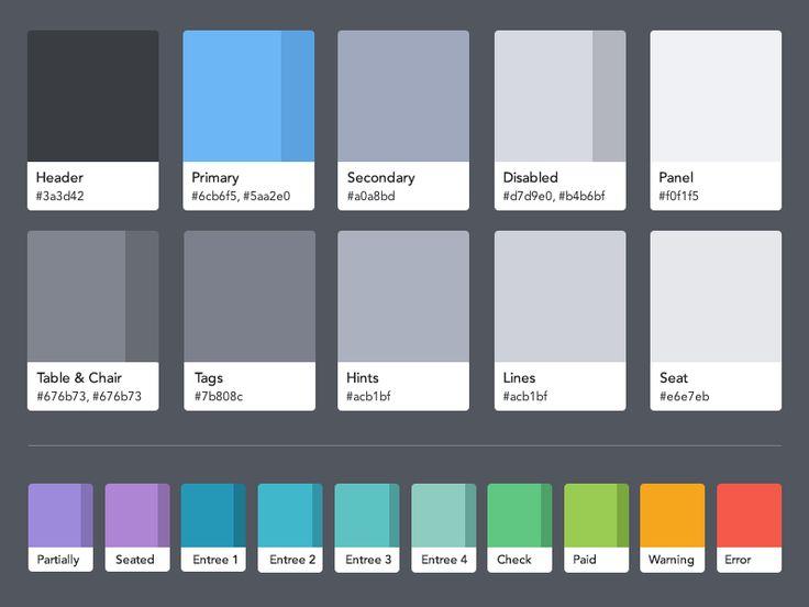 Ea D A D Cfadc E on Light Blue And Gray Color Scheme
