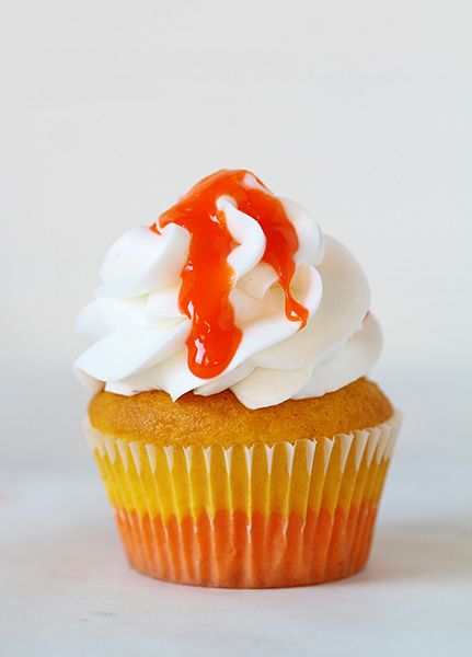 58 best images about i am baker cupcakes on pinterest for How to make halloween cupcakes from scratch
