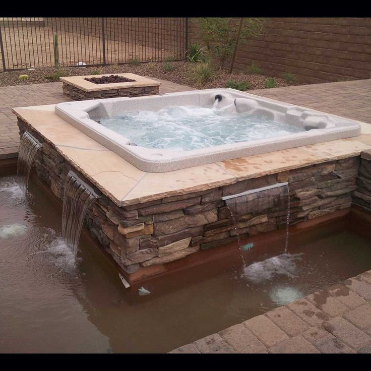 Sedona Spas Arizona 39 S Leading In Ground Spa Manufacturer