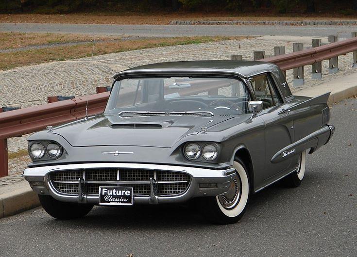 '60 Thunderbird