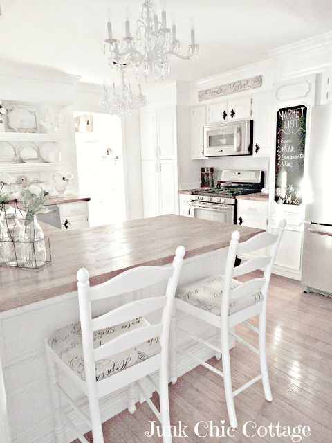 junk chic cottage see more at http://junkchiccottage.blogspot.ca/2014/01/finally-kitchen-reveal-yeah.html