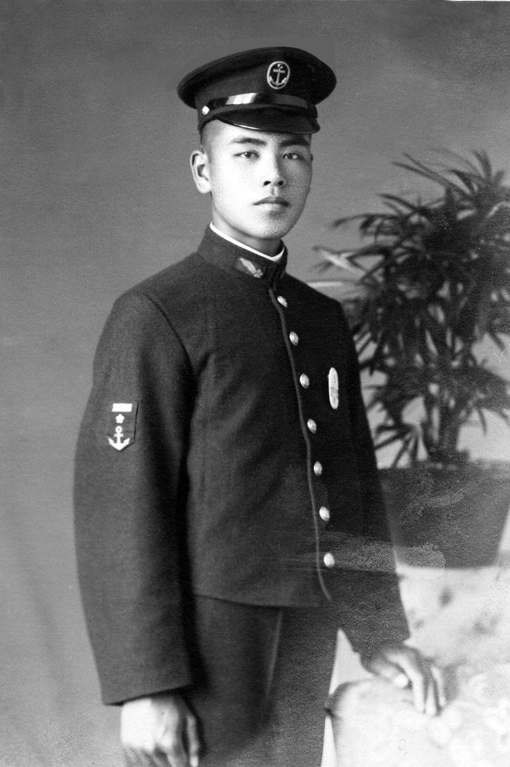 WWII Japanese Pilot   kamikaze pilots ww2