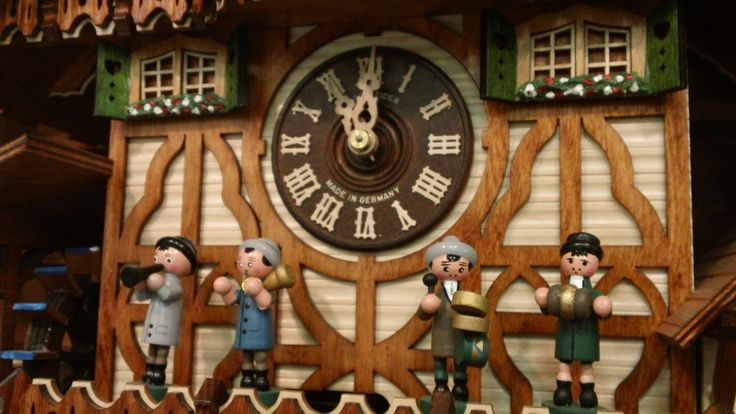 Miller Clock Service & Sales specializes in German cuckoo clock repair by experienced craftsmen with over 60 years of service. Click the picture for more information. #cuckoo #clocks