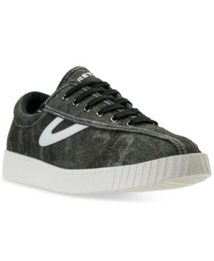TRETORN MEN'S NYLITE PLUS CASUAL SNEAKERS FROM FINISH LINE. #tretorn #shoes #