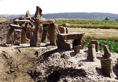 Świętokrzyskie Stonehenge - Kielce