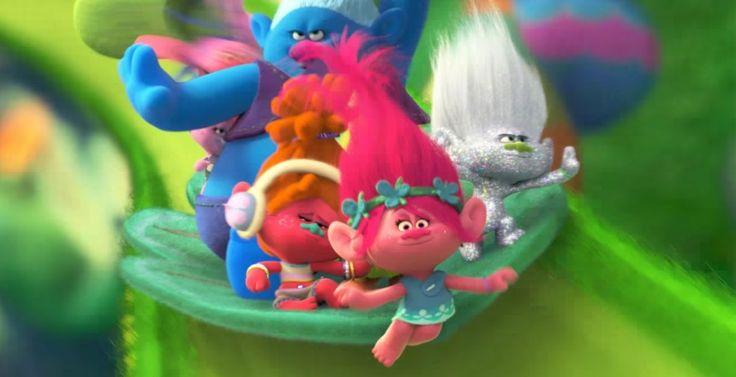 DreamWorks Trolls Movie 2016 Biggie | Anna Kendrick, Justin Timberlake star in 'Trolls' trailer