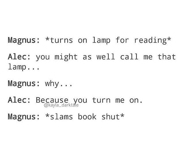 Malec is my religion (Alec, Magnus, Mortal Instruments, Shadowhunters)