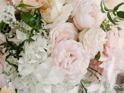 El rosa pastel: Un color perfecto para decoración de boda 2016