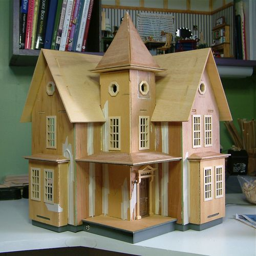 38 Best Fairfield Dollhouse Images On Pinterest