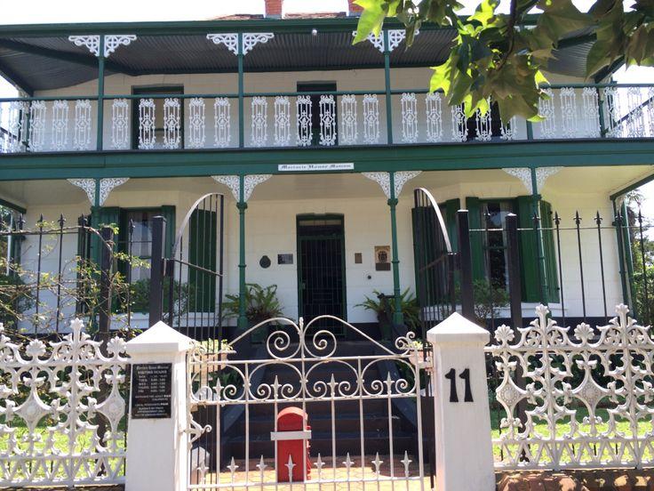 McCrorie house