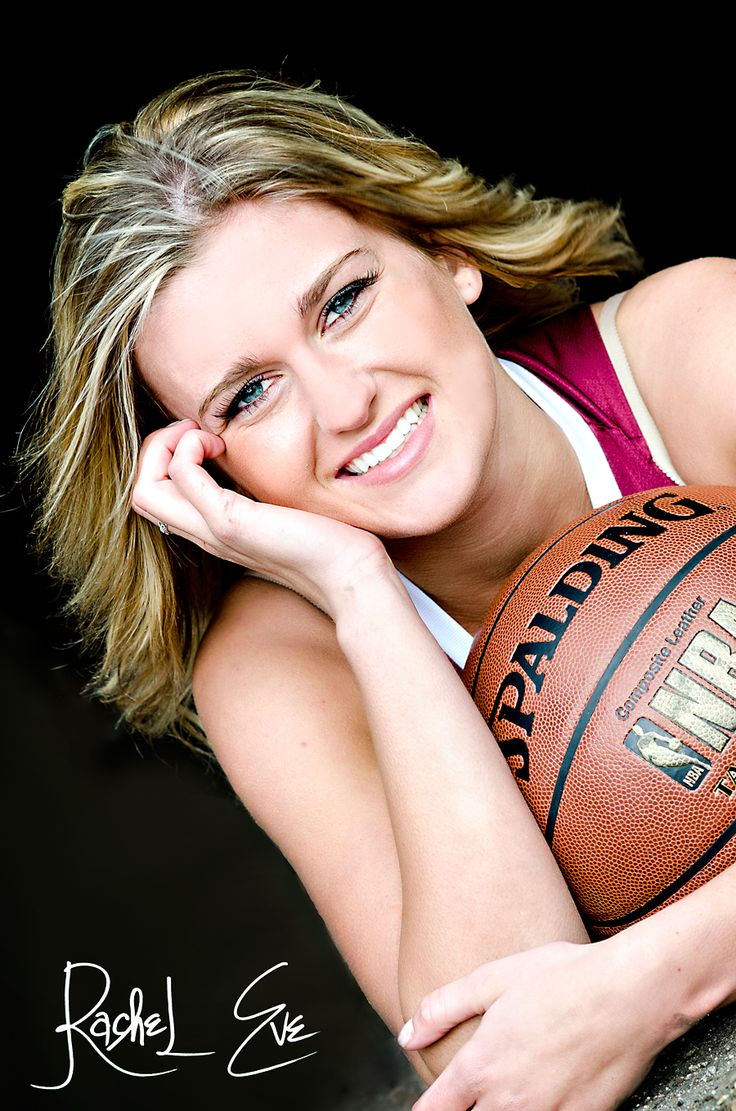 Rachel Eve Photography - senior session #Basketball senior