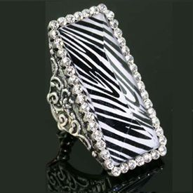 Love zebra print....