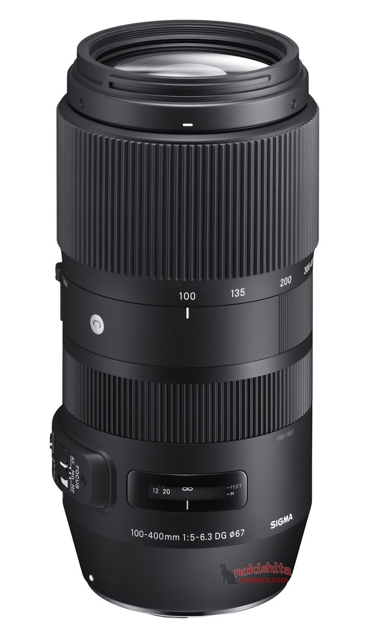First pictures of the new Sigma 14mm f/1.8, 135mm f/1.8, 24-70mm f/2.8 and 100-400mm f/5-6.3 lenses | Nikon Rumors