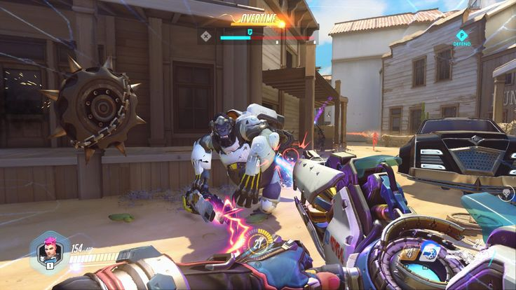 Overwatch review   Polygon