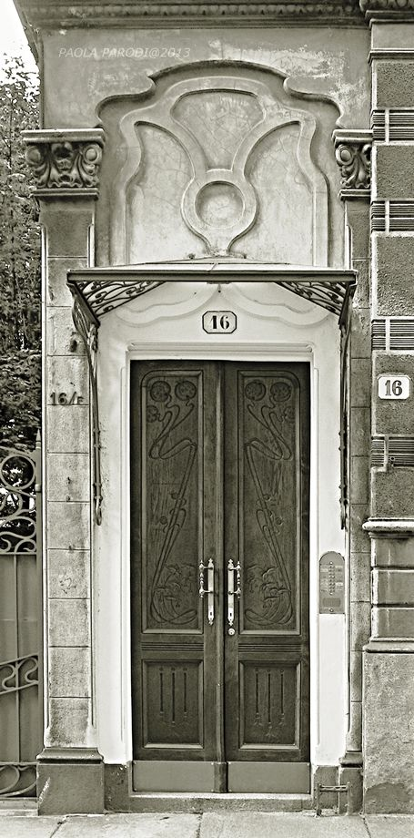 Casa Boffa-Costa, Via De Sonnaz 16 - 1904, Pietro Fenoglio