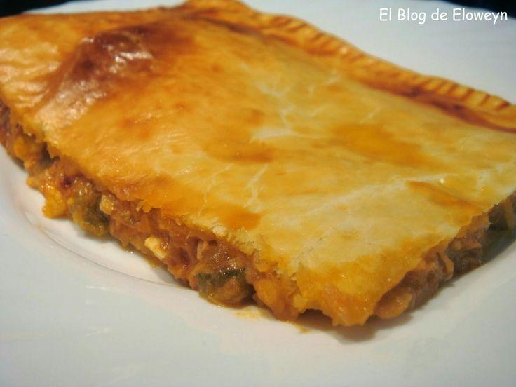 Empanada de atún con fritada Mercadona