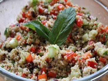 Love quinoa so will definitely be trying this!