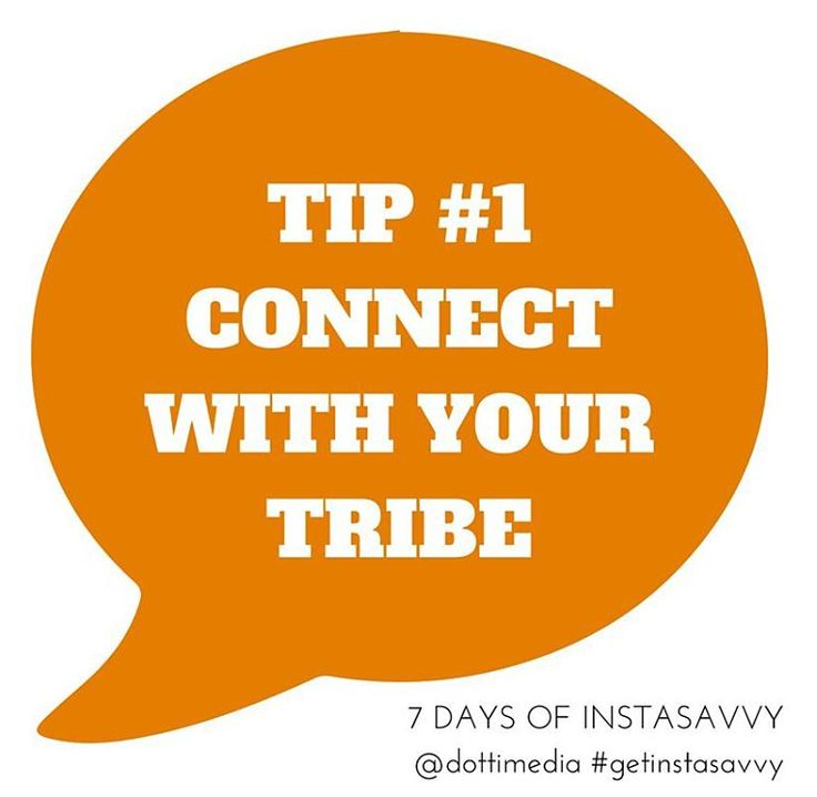 #7DaysofHashtagSavvy  DAY 1: Connect with your Tribe.    1. What would you call the tribe you want to connect with?   2. Are they entrepreneurs, mumpreneurs, gypsies or...?  3. Search by that hashtag on Instagram - are they your people?  4. Add your tribe hashtag to the hashtags you use to connect with your peeps!   This is just the beginning so get ready to become a DOTTI HASHTAG NINJA!