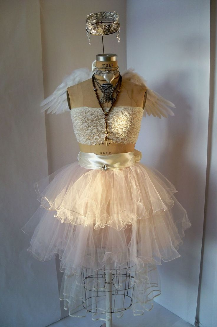 Shabby Chic Princess Mannequin Dress
