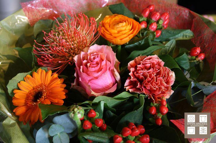 Een bloemrijke dag toegewenst!