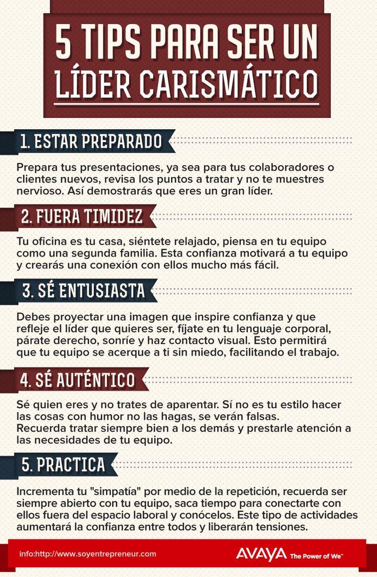 #Tips #Liderazgo #Avaya